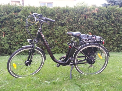 E-bike Agogs