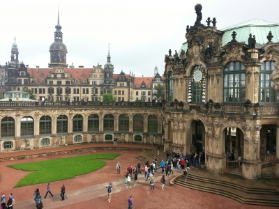 Prague to Dresden