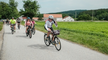 Prague to Vienna greenways